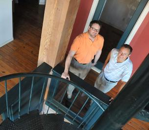 Local lawyer finds his dream downtown office